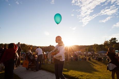 Harvest Ballon Festival - Oct 2012