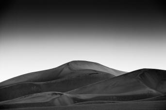 Dune Left at Dawn