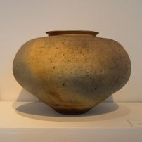 Hagi Ware - Nakazato Taki - Nanban jar
