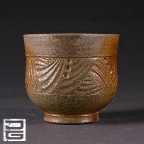 Jeff_Guerrero_Ceramics_Carved_Yunomi